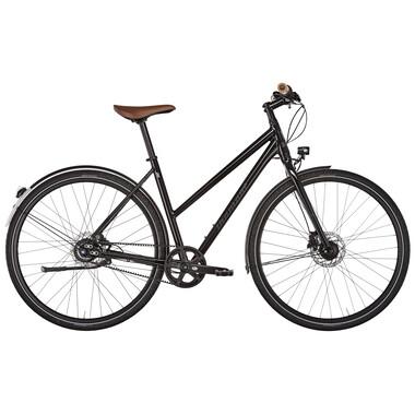 Vélo de Ville DIAMANT 247 TRAPEZ Noir 2020